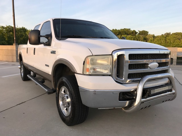 For Sale - Ford F250 Crew Cab 4x4